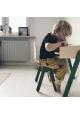 Bureau Enfant IN2WOOD - Vert foncé