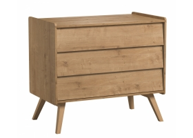 Dresser With Changing Table Vintage Natural