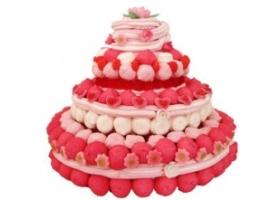 Gâteau de Bonbons - Le Sweet Love - 370 bonbons