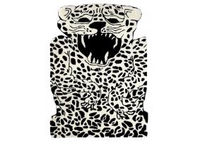 Leopard Carpet by Helkarava