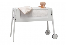 Cradle - SIde by Side LINEA by Leander - White