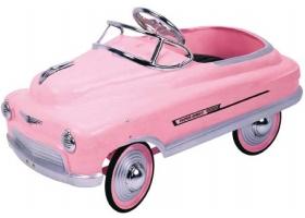 Toys - Classic Pedal Car COMET rose