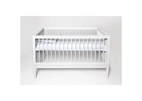 Baby Bed GUSTAVIENNE - Milky White