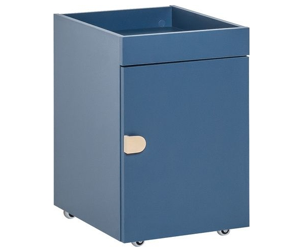Blue Container for Desk 140 cm by VOX