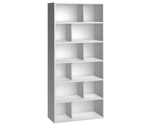 Bookcase 4 you white by VOX
