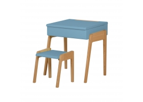 "Children's Desk ""My litte pupitre"" - Blue"