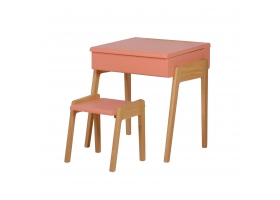 "Children's Desk ""My litte pupitre"" - Old pink"