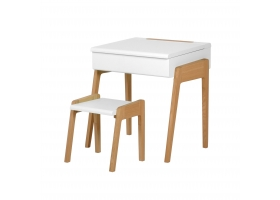 "Children's Desk ""My litte pupitre"" - White oak"