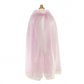 Princess ~Cape - Pink and silver~