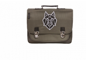 School Bag ~Wolf Satchel ~
