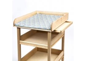 Table à langer Gustavienne - Bouleau Naturel