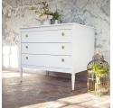 Dresser et Changing Tray GUSTAVIENNE - Milky white