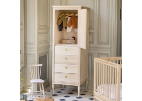 Wardrobe GUSTAVIENNE - Natural