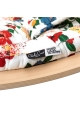 Baby Rocker LEVO Beech Hibiscus - Hibiscus Cushion