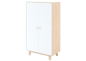 2-DOOR WARDROBE MERLIN by oeuf NYC