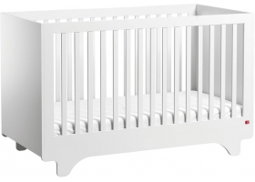 Baby Bed 70 x 140 cm - Playwood white