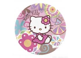 Hello Kitty ~Set de 10 assiettes~