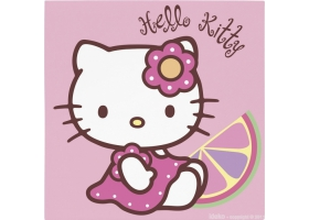 Hello Kitty ~Set de 20 serviettes~