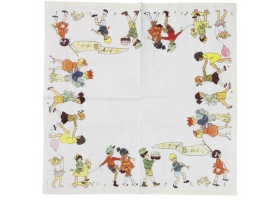 Belle & Boo ~Set de 20 serviettes~