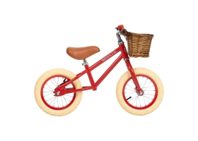 "Go First Push Bike 12"" by Banwood - Red"