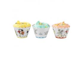 Belle & Boo ~Caissettes à cupcakes~