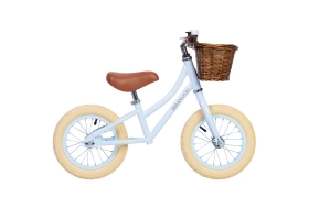 "Go First Push Bike 12"" by Banwood - Sky"