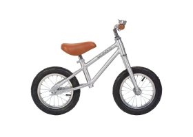 "Go First Push Bike 12"" by Banwood - Chrome"