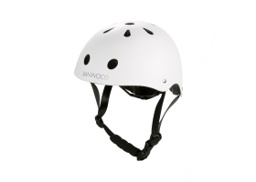 Bicycle Helmet Banwood - White
