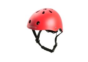 Casque de vélo BANWOOD - Rouge