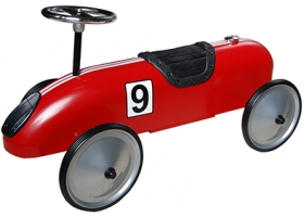 Toys ~Protocol Classic Red Metal Racer~