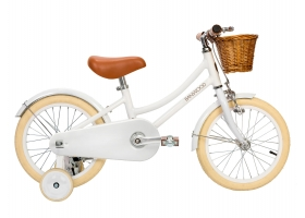 Kids Bike by Banwood - White