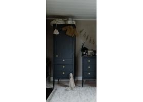 Wardrobe GUSTAVIENNE - Deep green