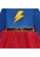 Super Hero ~Wonderwoman Costum with Cape~
