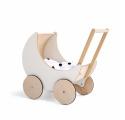 Toy Pram - White