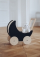 Toy Pram - Blackboard