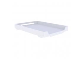 Plan à langer Blanc adaptable sur commodes et lits THEO