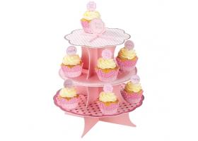 Pink Lollipop ~Présentoir à cupcakes~