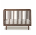 Baby Bed 70 x 140 cm - Sparrow bed Walnut by OEUF NYC
