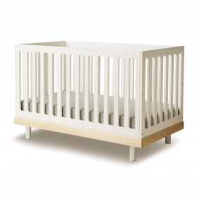 Baby Bed 70 x 140 cm - Classic bed birch by OEUF NYC