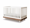 Baby Bed 70 x 140 cm - Classic bed Walnut by OEUF NYC