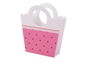 Pink Lollipop ~Set de 4 sacs cadeau~