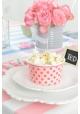 Lollipop pink ~Pack of 20 napkins~