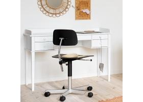 Bureau Seaside Junior Office - 62 cm Blanc