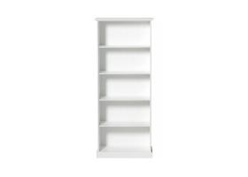 Bibliothèque haute Seaside - Blanc