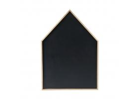House-shaped slate by BONTON