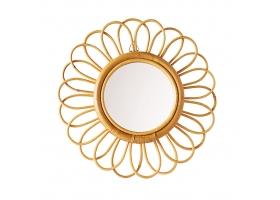 Bohème Flower Mirror by BONTON