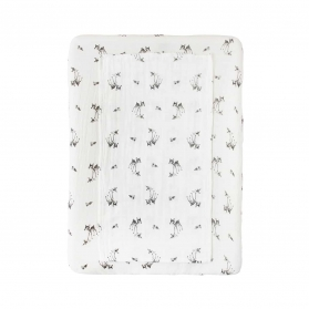 Rose in April Fawn Cover for PUDI Mattress