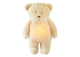 Moonie Musical Nightlight Teddy Bear Sand