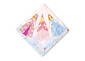 Princesse - Set de 16 serviettes