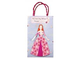 Princesse - Set de 8 sacs cadeaux